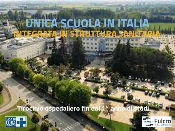 Casa Di cura - Unica scuola in italia integrata in una struttura sanitaria